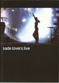 Cover Sade - Lovers Live [DVD]